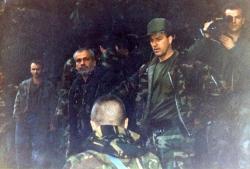 General Alagic i Sakib Foric u predahu borbenih djejstava