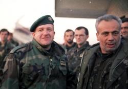 Atif Dudakovic  i Mehmed Alagic