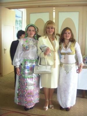 Bogatstvo kulturnog nasljeđa: Nadira sa Bošnjakinjama