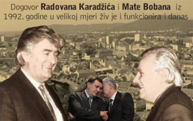 Image result for covic i dodik karikature