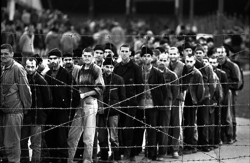 an introduction to the concentration camps in the world war two Introduction artistic representation  presents the story of young jewish boys who survived the concentration camps of world war ii how they were rehabilitated .