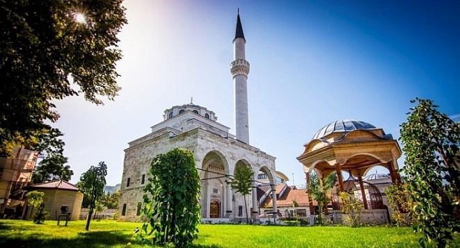 Pogled Sa Minareta Ferhadije Bosnjaci Net