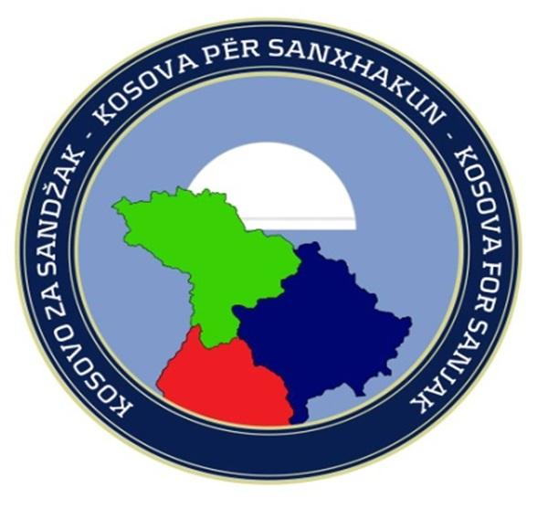 "Image result for ""Kosovo za Sandžak"""